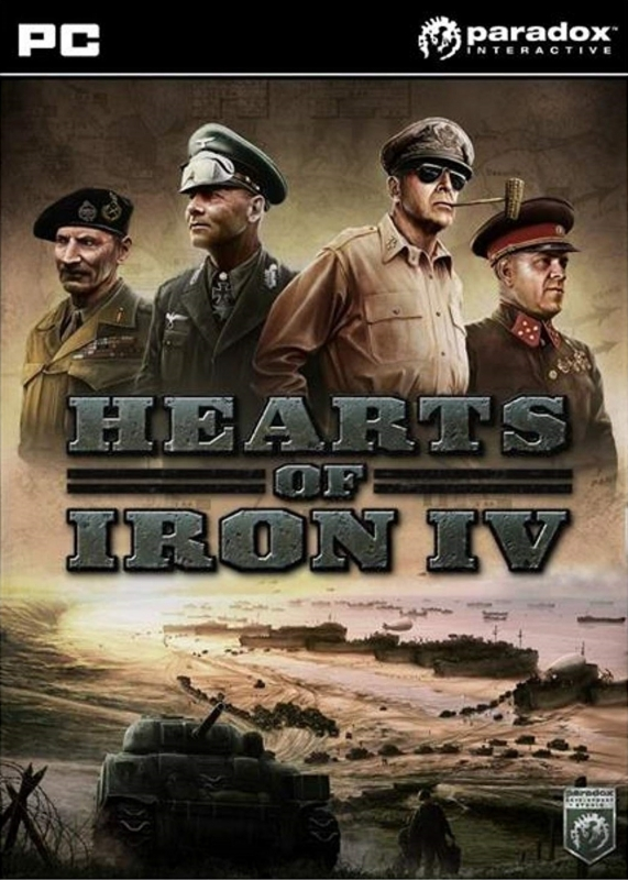 Hearts of Iron IV for PC Walkthrough, FAQs and Guide on Gamewise.co