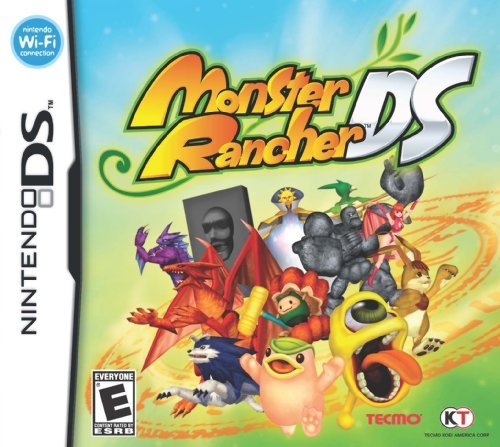 Monster Rancher DS | Gamewise