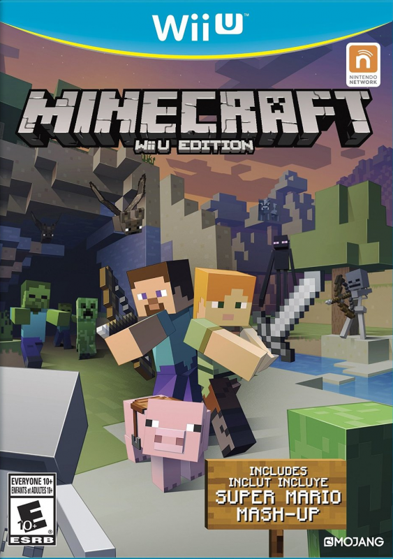 Minecraft: Wii U Edition Wiki on Gamewise.co