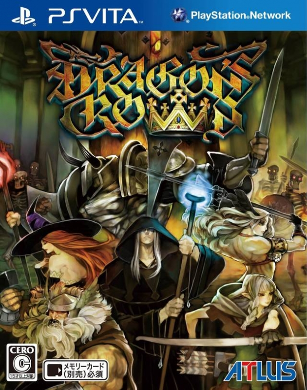 Dragon's Crown on PSV - Gamewise