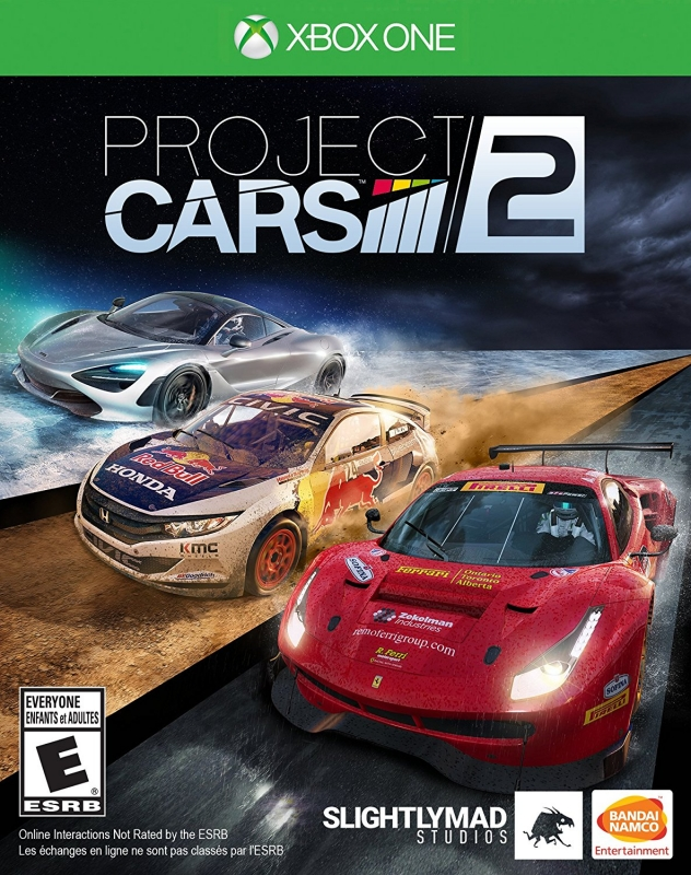 Project CARS 2 on XOne - Gamewise