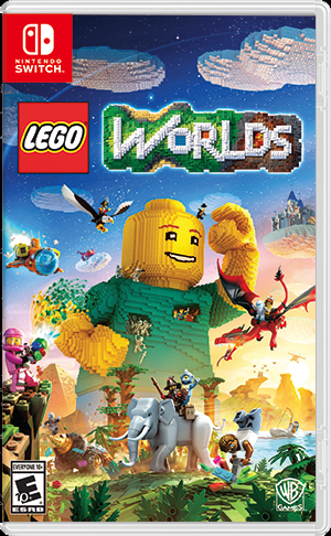 LEGO Worlds on NS - Gamewise