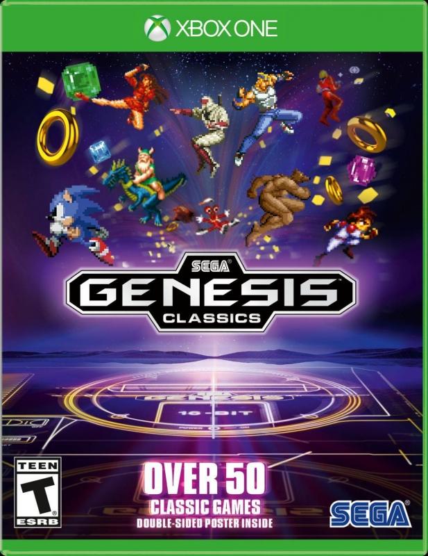 Sega Genesis Classics | Gamewise