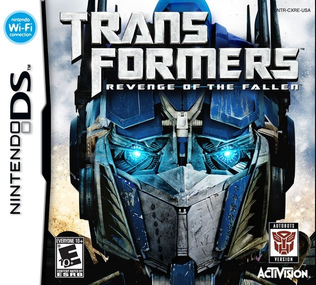 Transformers: Revenge of the Fallen -- Autobots on DS - Gamewise