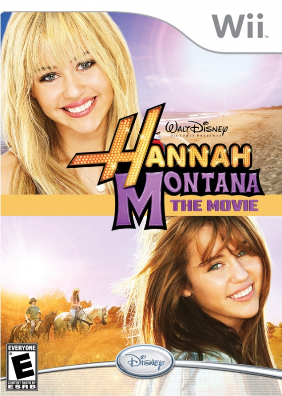 Hannah Montana: The Movie [Gamewise]