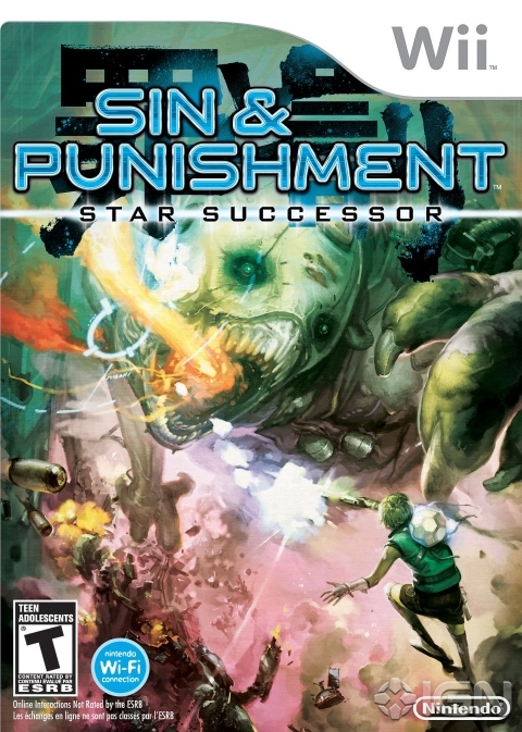 Gamewise Sin and Punishment: Star Successor Wiki Guide, Walkthrough and Cheats