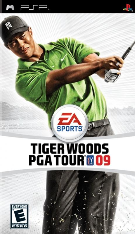 Tiger Woods PGA Tour 09 on PSP - Gamewise