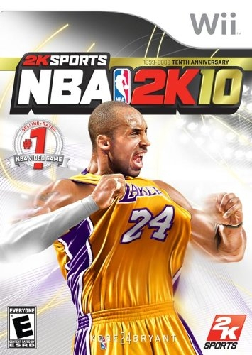 NBA 2K10 for Wii Walkthrough, FAQs and Guide on Gamewise.co