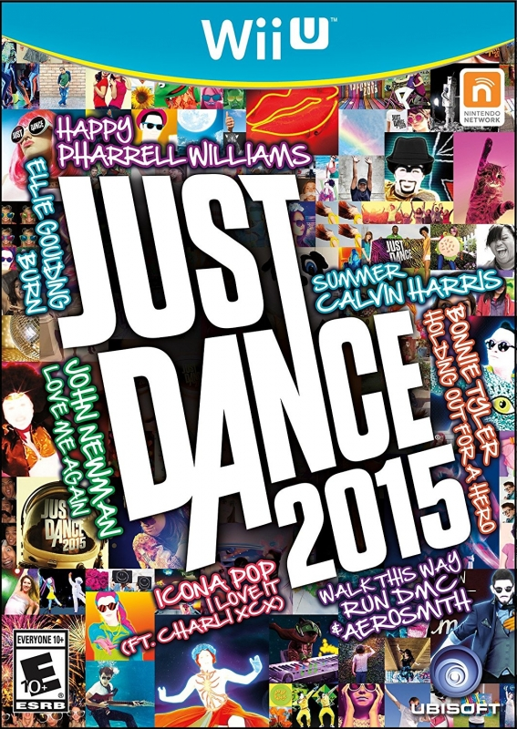 Just Dance 2015 on WiiU - Gamewise