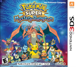 Pokemon Super Mystery Dungeon Wiki on Gamewise.co