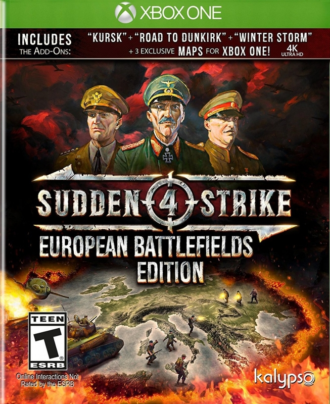 Sudden Strike 4 on XOne - Gamewise