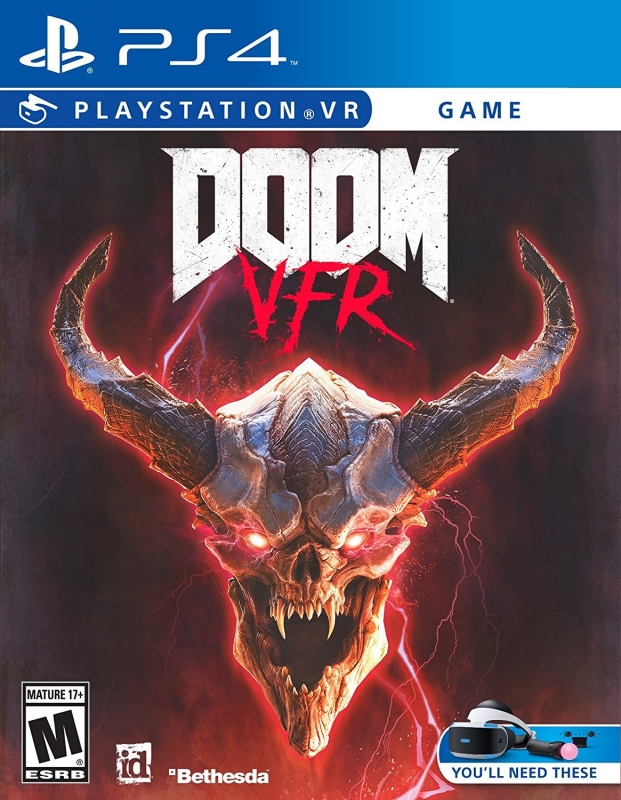 DOOM VFR for PS4 Walkthrough, FAQs and Guide on Gamewise.co
