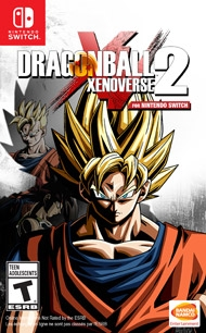 Dragon Ball: Xenoverse 2 for NS Walkthrough, FAQs and Guide on Gamewise.co