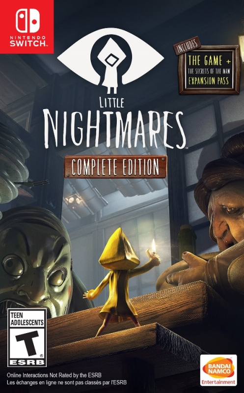 Little Nightmares on NS - Gamewise