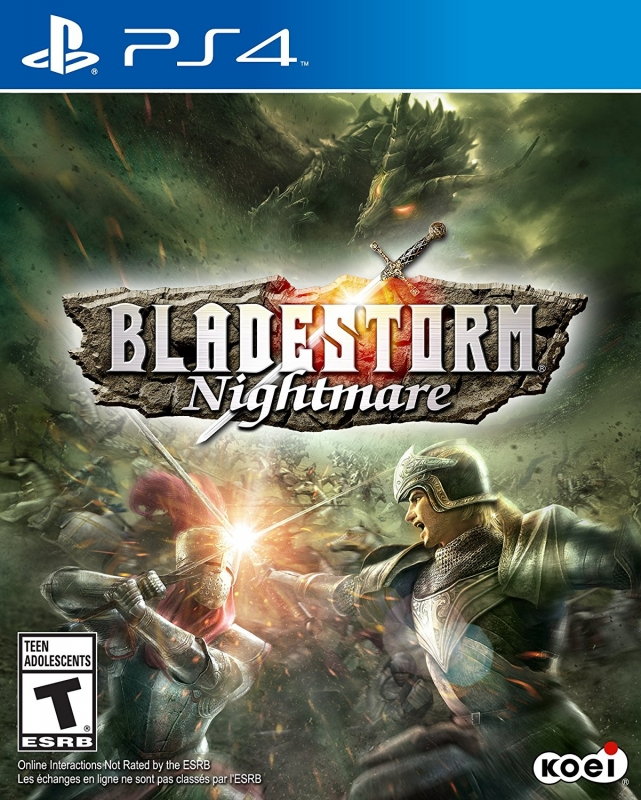 Bladestorm: Nightmare on PS4 - Gamewise