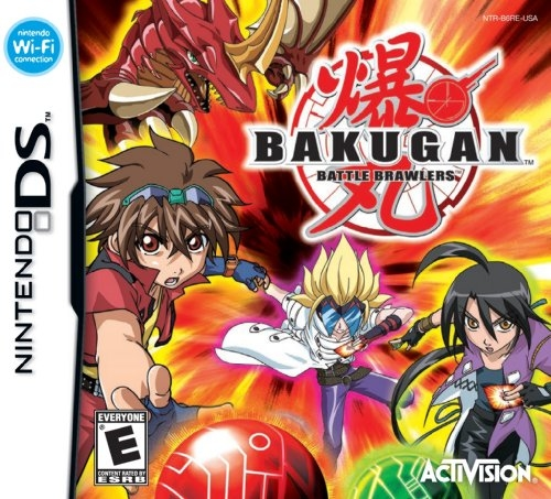 Bakugan: Battle Brawlers on DS - Gamewise
