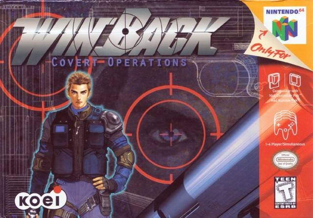WinBack: Covert Operations (Nintendo 64) - Sales, Wiki