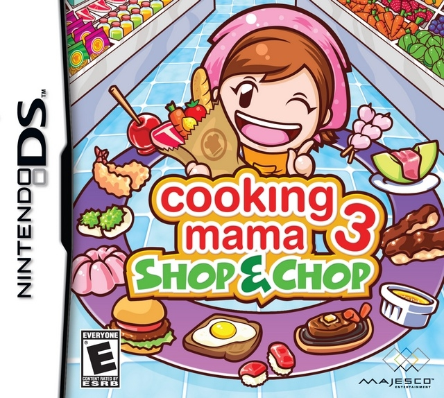 Cooking Mama 3: Shop & Chop | Gamewise