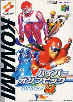 Nagano Winter Olympics 98 [Gamewise]