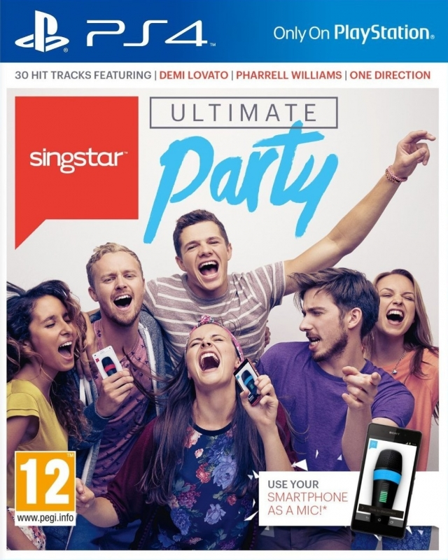 Singstar: Ultimate Party Wiki on Gamewise.co
