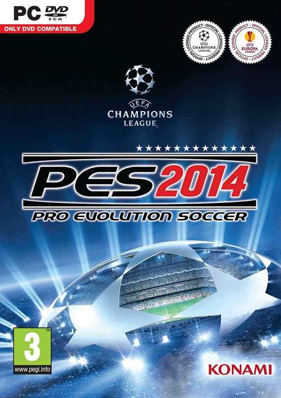 Pro Evolution Soccer 2014 on PC - Gamewise