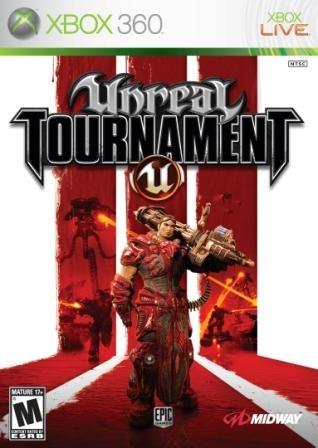 Unreal Tournament III on X360 - Gamewise