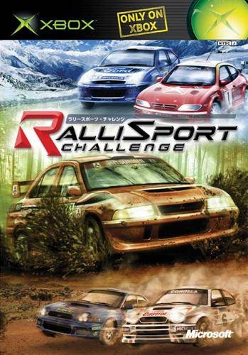 RalliSport Challenge(JP sales) for XB Walkthrough, FAQs and Guide on Gamewise.co