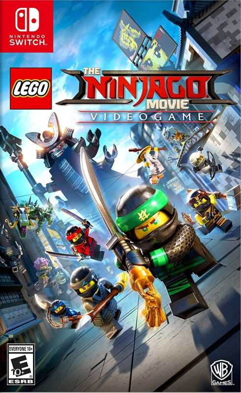 The Lego Ninjago Movie Videogame on NS - Gamewise