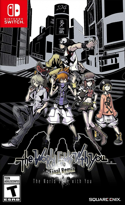 The World Ends with You: Final Remix Wiki - Gamewise