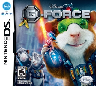 G-Force on DS - Gamewise