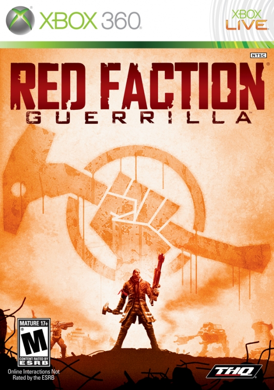 Gamewise Red Faction: Guerrilla Wiki Guide, Walkthrough and Cheats