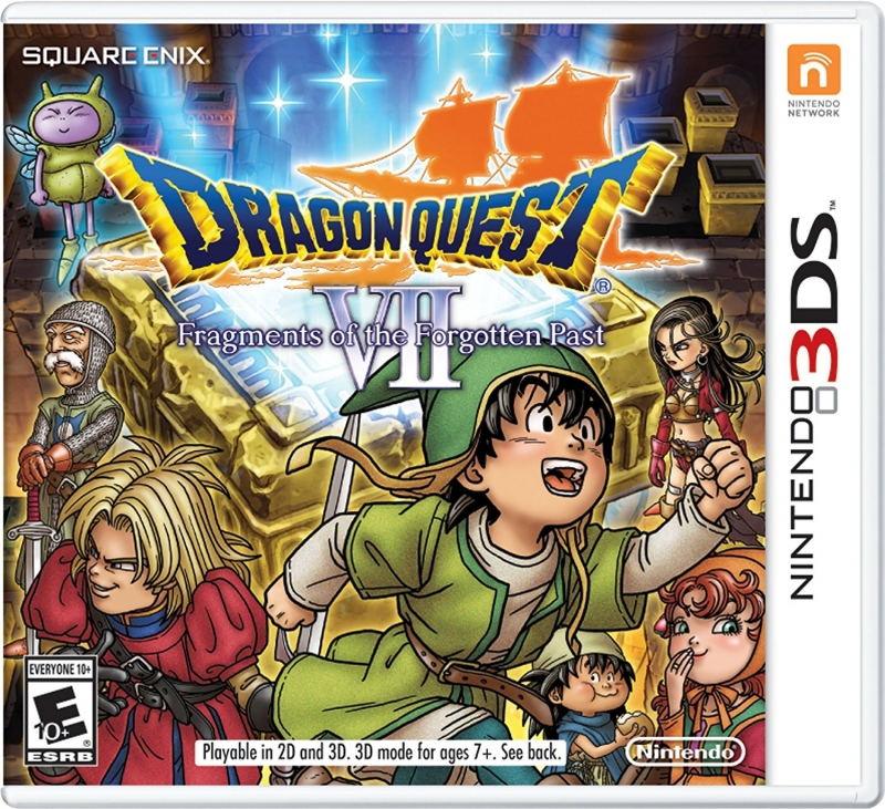 Dragon Quest VIII: Journey of the Cursed King for 3DS Walkthrough, FAQs and Guide on Gamewise.co