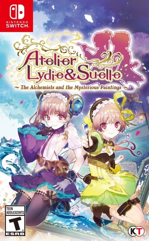 Atelier Liddy and Soeur: Alchemists of the Mysterious Painting [Gamewise]