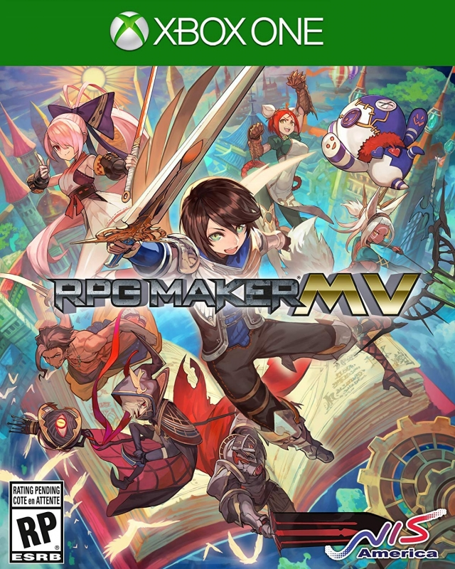 RPG Maker MV for Xbox One - Sales, Wiki, Release Dates
