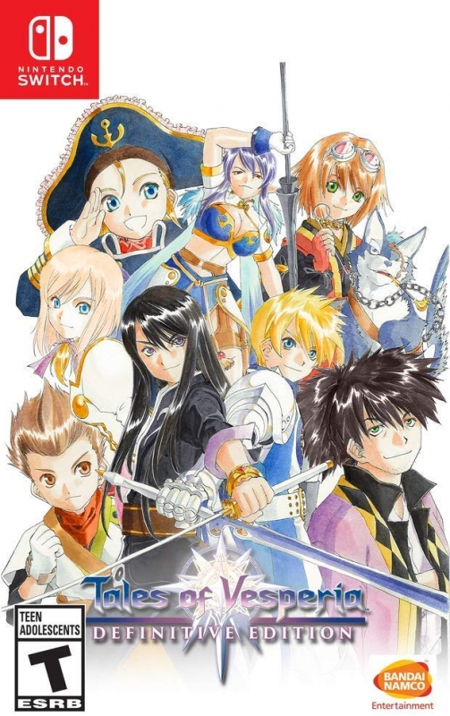 Gamewise Wiki for Tales of Vesperia (NS)