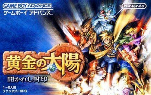 Golden Sun on GBA - Gamewise