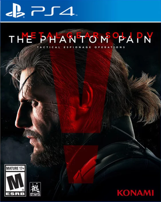 Metal Gear Solid V: The Phantom Pain [Gamewise]