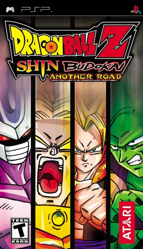 Dragon Ball Z: Shin Budokai - Another Road for PSP Walkthrough, FAQs and Guide on Gamewise.co
