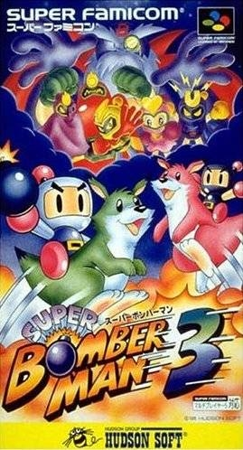 Super Bomberman 3 for SNES Walkthrough, FAQs and Guide on Gamewise.co