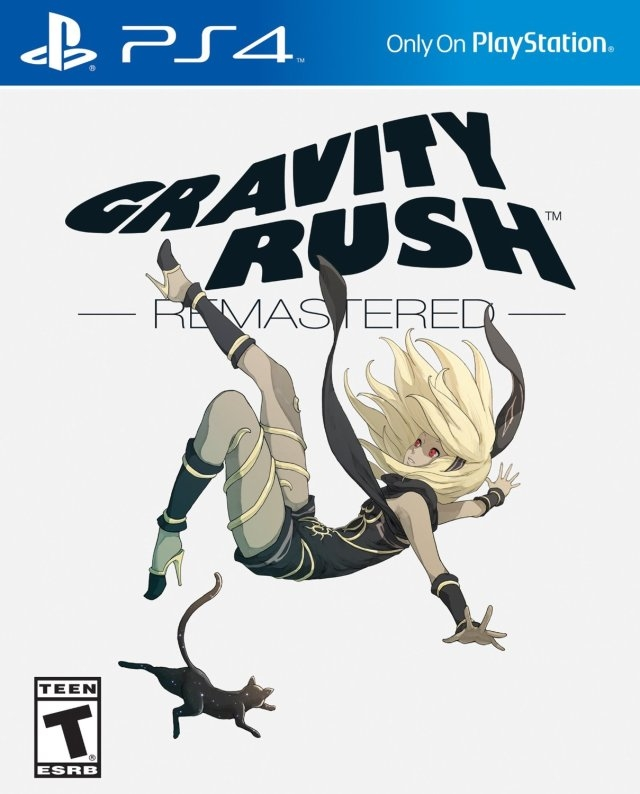 Gravity Rush Remastered [Gamewise]
