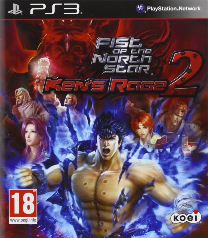 Fist Of The North Star Kens Rage 2 Game Xbox 360: Fist Of The North Star: Ken's Rage 2 For PlayStation 3
