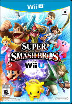 Super Smash Bros. for Wii U Wiki on Gamewise.co