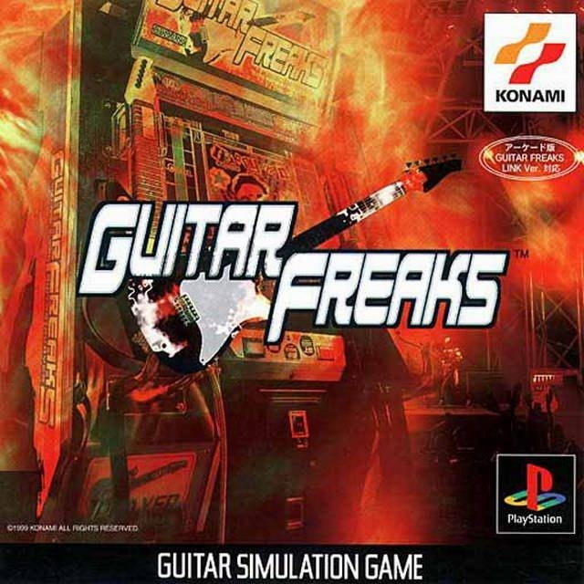 Guitar Freaks Wiki on Gamewise.co