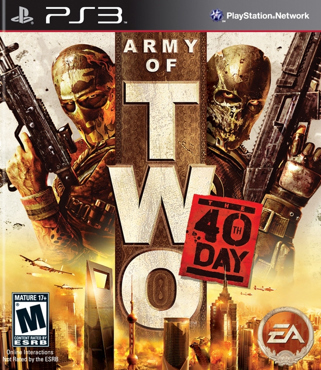 Army of Two: The 40th Day for PS3 Walkthrough, FAQs and Guide on Gamewise.co