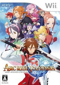 Arc Rise Fantasia Wiki on Gamewise.co