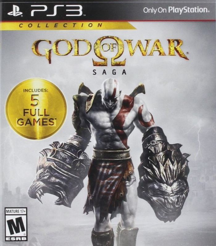 God of War Saga [Gamewise]