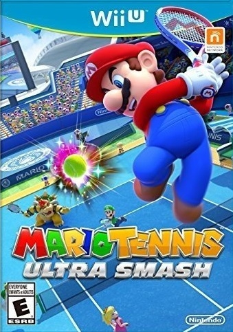 Mario Tennis Ultra Smash on WiiU - Gamewise