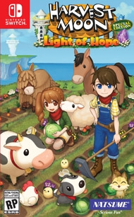 Gamewise Wiki for Harvest Moon: Light of Hope (NS)