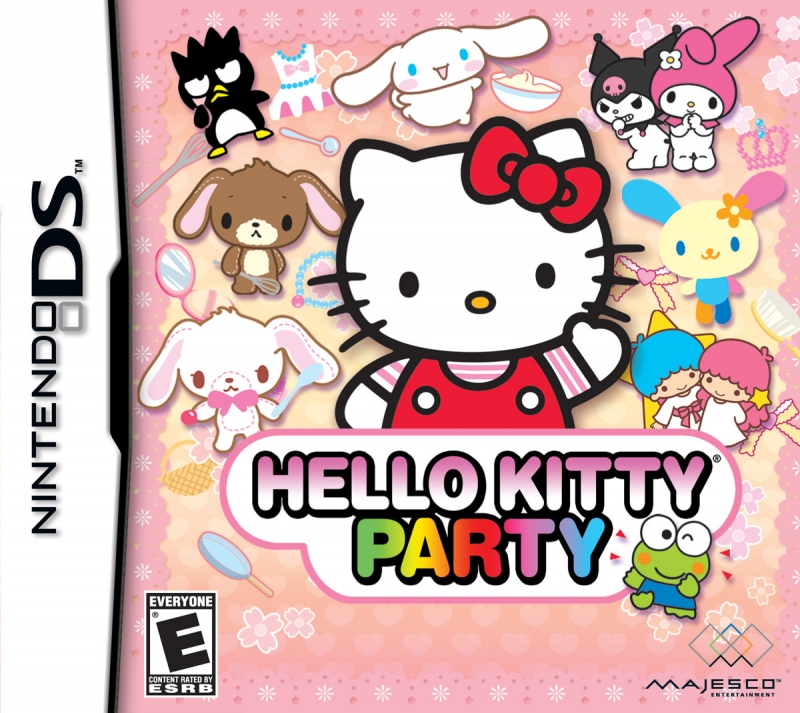 Happy Party with Hello Kitty & Friends! for DS Walkthrough, FAQs and Guide on Gamewise.co