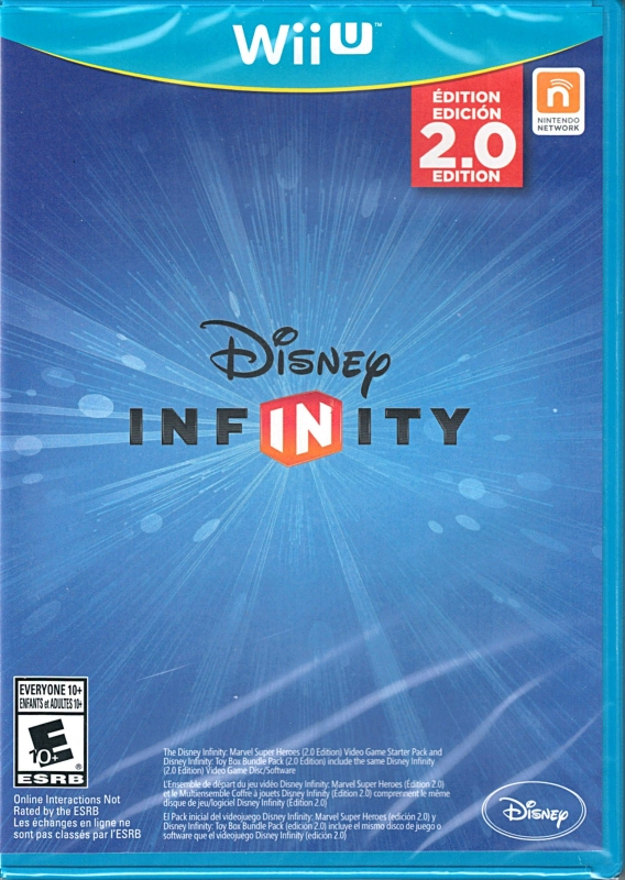 Disney Infinity 2.0: Marvel Super Heroes on WiiU - Gamewise